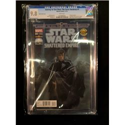 JOURNEY TO STAR WARS: THE FORCE AWAKENS #1, NOTO VARIANT, CGC GRADED 9.8, WHITE PAGES, SEALED IN