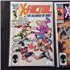 Image 2 : X-FACTOR X 3 KEYS (1986-87) INCLUDES #5 + 6 (1ST BRIEF & FULL APP APOCALYPSE) & #24 (1ST FULL