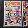 Image 2 : X-FACTOR X 3 KEYS (1986-87) INCLUDES #5 + 6 (1ST BRIEF & FULL APP APOCALYPSE) & #24 (1ST FULL