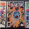 Image 5 : X-FACTOR X 3 KEYS (1986-87) INCLUDES #5 + 6 (1ST BRIEF & FULL APP APOCALYPSE) & #24 (1ST FULL