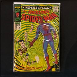 AMAZING SPIDER-MAN ANNUAL #5 (MID GRADE) (1968)
