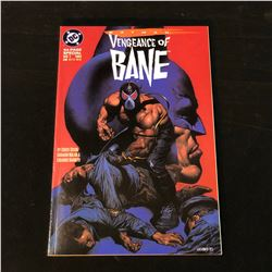 BATMAN: VENGEANCE OF BANE #1 - 1ST APP BANE - 1ST PRINT (HIGHER MID GRADE) (1993)