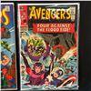 Image 3 : AVENGERS #27 & 69 - (HIGHER MID GRADE AVG) SHARP COPIES! (1960S)