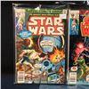 Image 2 : STAR WARS #1-5 (#1 IS A REPRINT) MID GRADE AVG (1977)