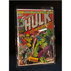 INCREDIBLE HULK #181 - 1ST APP WOLVERINE - THE MOST SOUGHT AFTER COMIC BOOK PUBLISHED IN THE LAST