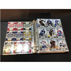 BINDER OF SPORTS CARDS INC. NHL 2011-12 CERTIFIED, CHL HOCKEY CARDS, O-PEE-CHEE NHL CARDS AND MORE
