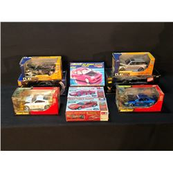 COLLECTION OF ASSORTED MODEL CARS INC. PRESIDENTIAL SERIES, DUB CITY KUSTOMS AND MORE