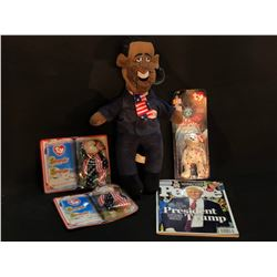 ASSORTMENT OF AMERICAN THEMED COLLECTIBLES