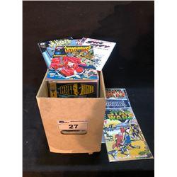SHORT BOX MIXED PUBLISHERS - MODERN COMICS