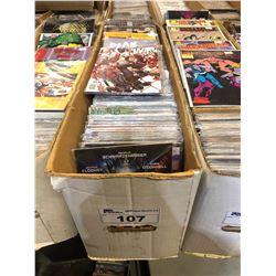 LONG BOX MIXED TITLES - MODERN COMICS