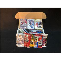 COLLECTION OF ASSORTED FACTORY SEALED SPORTS CARD PACKS