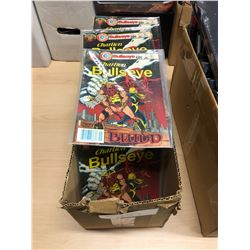 BOX MIXED TITLES - MODERN COMICS/BOOKS