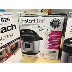 INSTANT POT 7 IN 1 INSTANT POT  MODEL IP-DUO60-V3