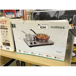 CUSIMAX HOT PLATE MODEL # CMP-C180