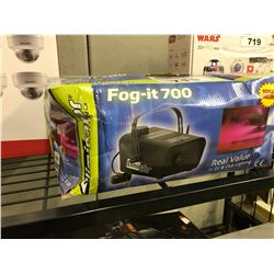 FOG-IT 700 FOG MACHINE