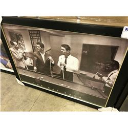 THE RAT PACK FRAMED PICTURE