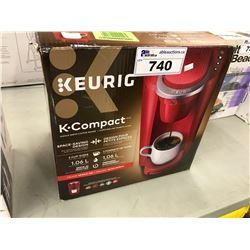 KEURIG K-COMPACT COFFEE MAKER