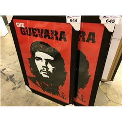 CHE GUEVARA FRAMED PICTURE