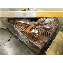 PALLET OF VARIOUS CERAMIC PARTS/TILES