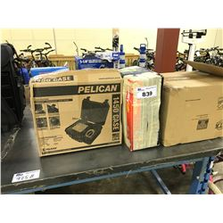 LOT OF CASES/BOXES