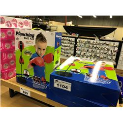 LOT OF KIDS BOXING SETS