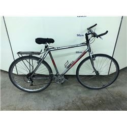 GREY TERRA FOX 18 SPEED MOUNTAIN BIKE