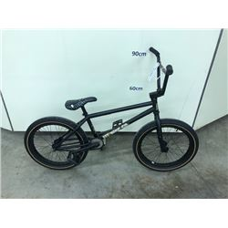 BLACK NO NAME BMX BIKE WITH GYRO