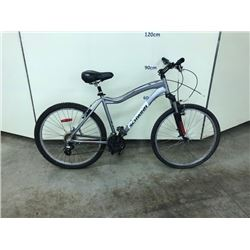 GREY SCHWINN RK CONVERSION 21 SPEED FRONT SUSPENSION MOUNTAIN BIKE