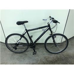 BLACK MARIN BOBCAT TRAIL 21 SPEED FRONT SUSPENSION MOUNTAIN BIKE