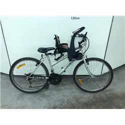 BROWN SPORTEK RIDGERUNNER 18 SPEED MOUNTAIN BIKE