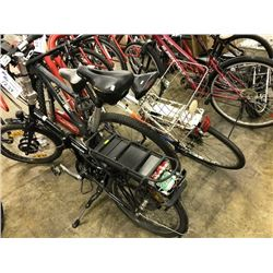 LOT OF 6 MISC BIKES AND 3 BIKE FRAMES
