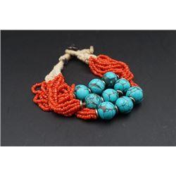 A Handmade Bracelet.