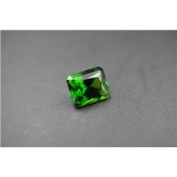 A Russian Chrome Diopside Gemstone 1 Carat