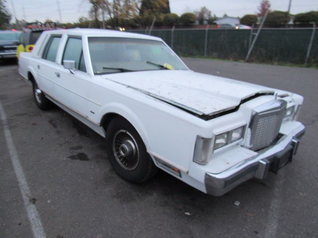 1986 lincoln town car speeds auto auctions 2009 Lincoln Town Car image 2 1986 lincoln town car