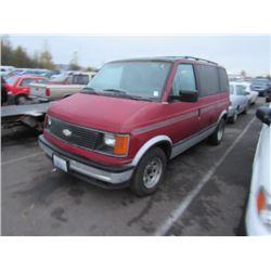 1988 Chevrolet Astro Van