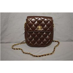 Genuine Chanel lambskin purse, retailed $4,500.00
