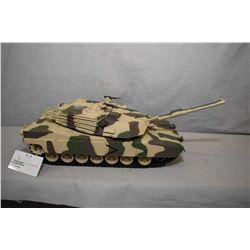 """Franklin Mint 1:24th scale die cast """"M1 A1 Abrams Tank"""", sans box, retails $275.00"""