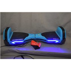Hovertrax Razor hover board with charge, working at time of cataloguing
