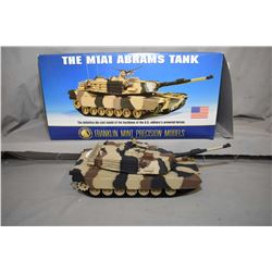"""Franklin Mint 1:24th scale, die cast """"M1 A1 Abrams Tanks"""", new in box, retails $250.00"""