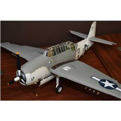 21st Century Toys WWII fighter plane TBF-1 Avenger no packaging