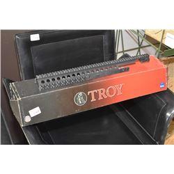 Troy Battle Ready Series M14 battle rail, part # SM14-TBR-BOBT-00 Black, new in box