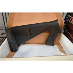 New in box Mesa Tactical telescoping stock conversion kit for URBINO stock for Benelli M4, part no.