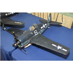 Display model WWII bomber plane no packaging