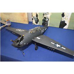 TFB-1 Avenger display model airplane, no packaging