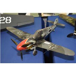 Display model German Meisserschmitt plane, no packaging