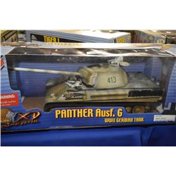 New in package Ultimate Soldier 1:18th scale Panther AUSF. G German tank