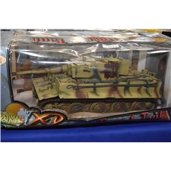 New in package Ultimate Soldier 1:18th scale Tiger I tank