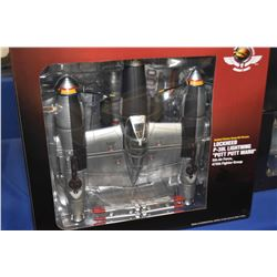 New in box, Military Series 1:18th scale Lockheed P-38L Lightening Putt Putt Maru, 5th Airforce, 475