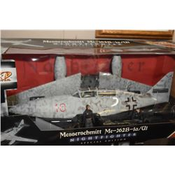 New in box The Ultimate Soldier 1:18th scale Meisserschmitt ME-262B-1A/U1 Nightfighter Special editi
