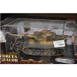 New in box 1:32nd scale Forces of Valor die cast German Tiger I